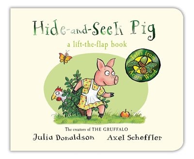 Book cover for Hide-and-Seek Pig