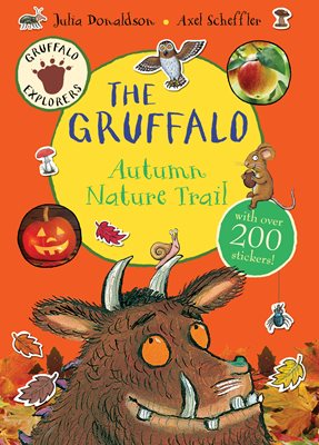 Gruffalo Explorers: The Gruffalo Autumn Nature Trail
