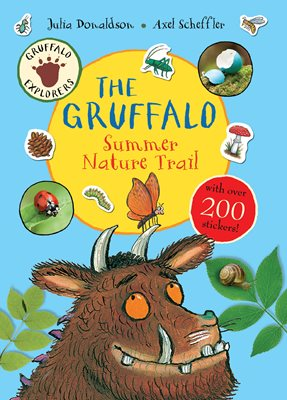 Book cover for Gruffalo Explorers: The Gruffalo...
