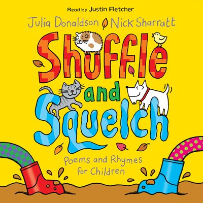 Book cover for Shuffle and Squelch