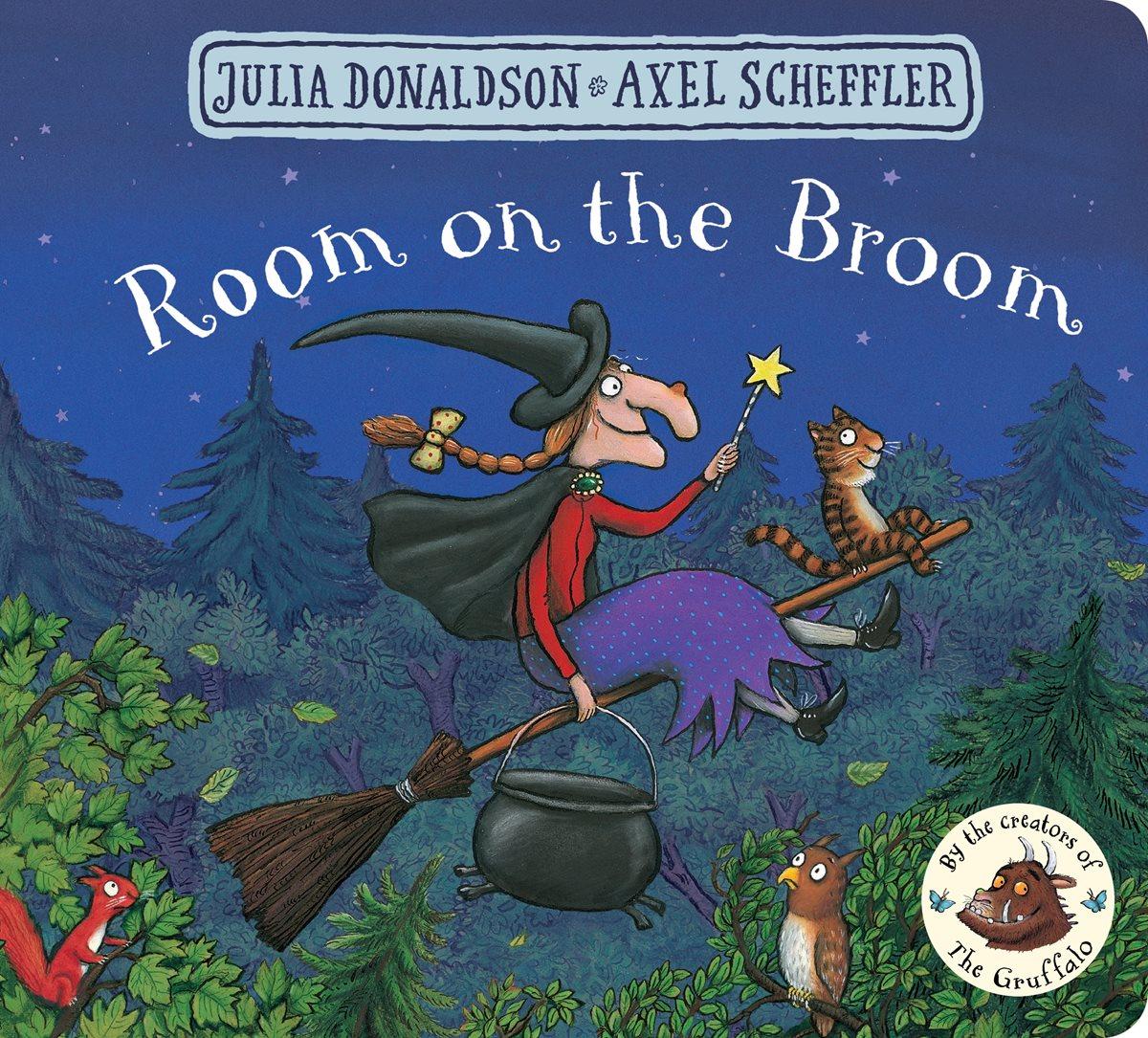 Room On The Broom Book Amazon