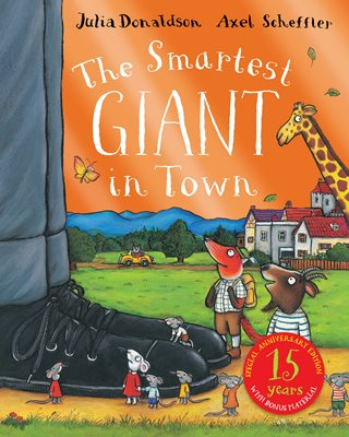 Book cover for The Smartest Giant 15th Anniversary...