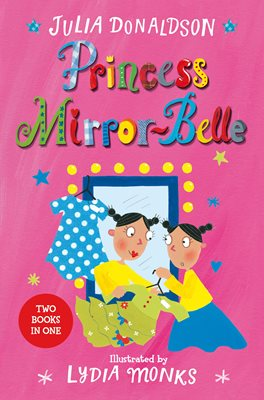 Book cover for Princess Mirror-Belle