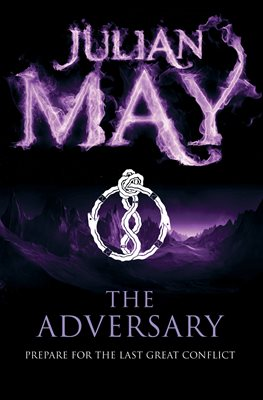 Book cover for The Adversary