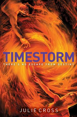 Book cover for Timestorm
