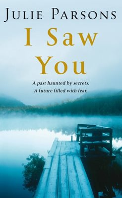 Book cover for I Saw You