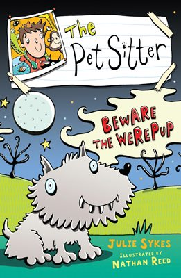 Book cover for The Pet Sitter: Beware the Werepup KF