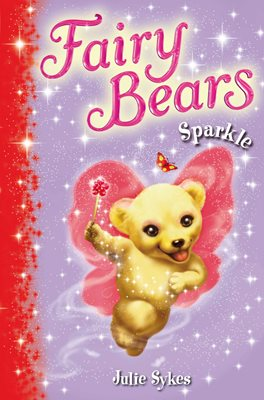 Book cover for Fairy Bears 4: Sparkle