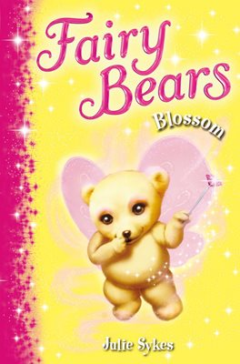 Book cover for Fairy Bears 3: Blossom