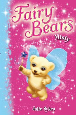 Book cover for Fairy Bears 6: Misty