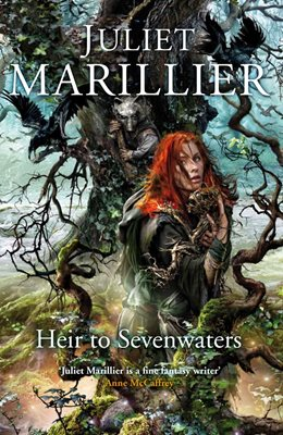 Book cover for Heir to Sevenwaters