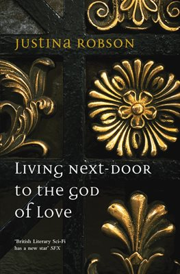 Book cover for Living Next-Door to the God of Love