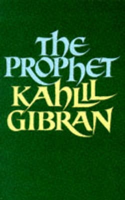 Book cover for Prophet