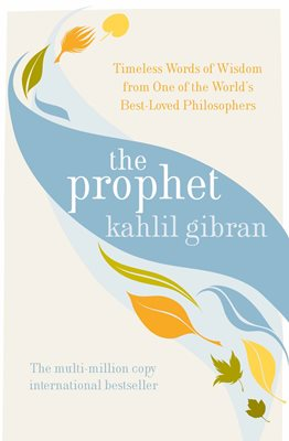 Book cover for The Prophet