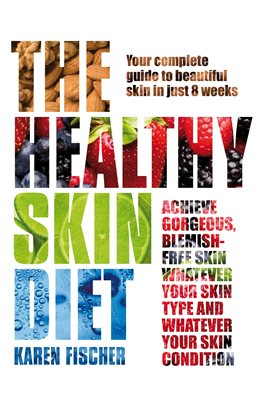 Book cover for The Healthy Skin Diet