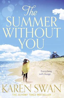 Book cover for The Summer Without You