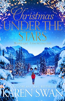 Book cover for Christmas Under the Stars