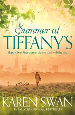 Book cover for Summer at Tiffany's