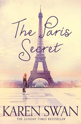 Book cover for The Paris Secret