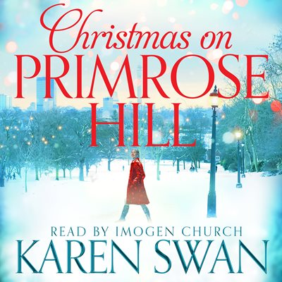Book cover for Christmas on Primrose Hill