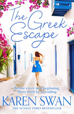 Book cover for The Greek Escape