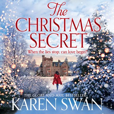 Book cover for The Christmas Secret