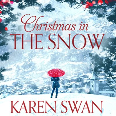 Book cover for Christmas in the Snow