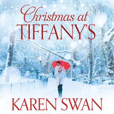 Book cover for Christmas at Tiffany's