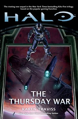 Book cover for Halo: The Thursday War