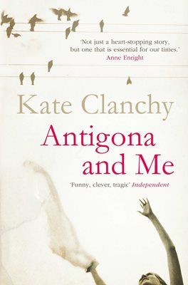 Book cover for Antigona and Me