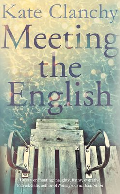 Book cover for Meeting the English
