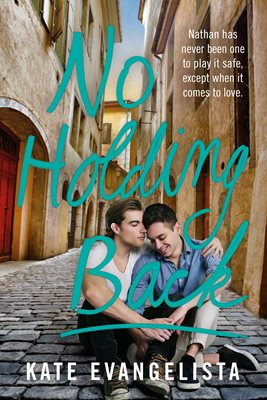 Book cover for No Holding Back