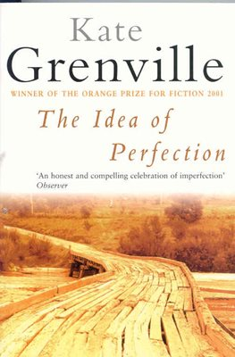 Book cover for The Idea of Perfection
