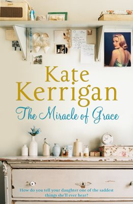 Book cover for The Miracle of Grace