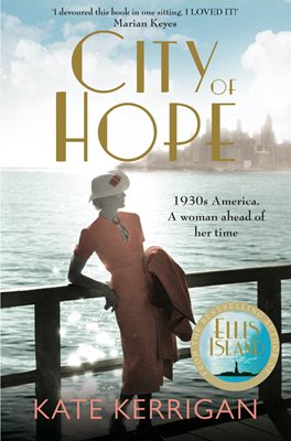 Book cover for City of Hope