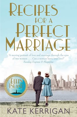 Book cover for Recipes For A Perfect Marriage