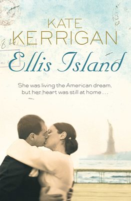 Book cover for Ellis Island