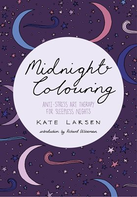 Book cover for Midnight Colouring
