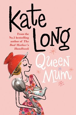Book cover for Queen Mum