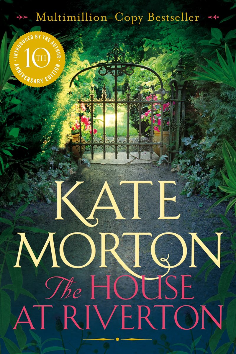 The house at riverton by kate morton for The riverton