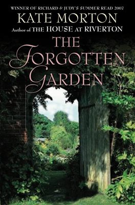 Book cover for The Forgotten Garden