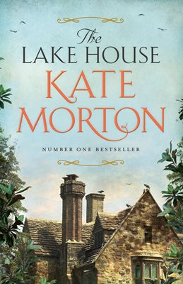 Book cover for The Lake House