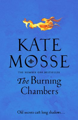 Book cover for The Burning Chambers
