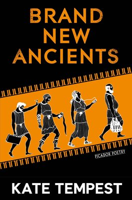 Book cover for Brand New Ancients