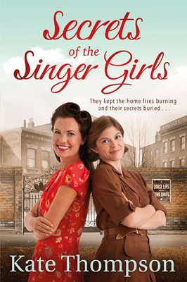 Book cover for Secrets of the Singer Girls