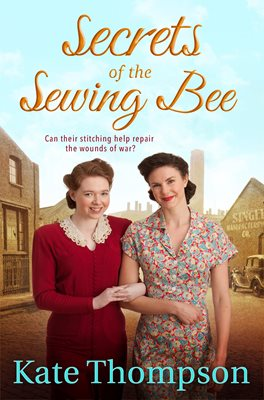 Book cover for Secrets of the Sewing Bee