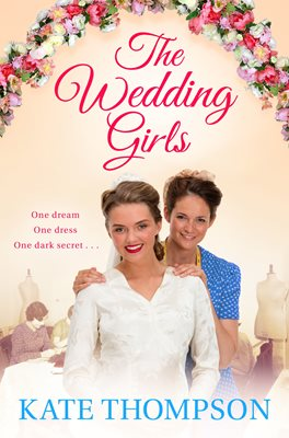 Book cover for The Wedding Girls