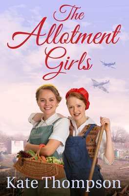 Book cover for The Allotment Girls