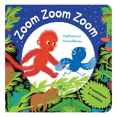 Book cover for Zoom Zoom Zoom