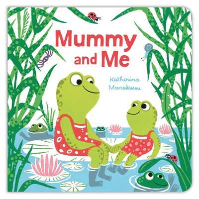 Book cover for Mummy and Me